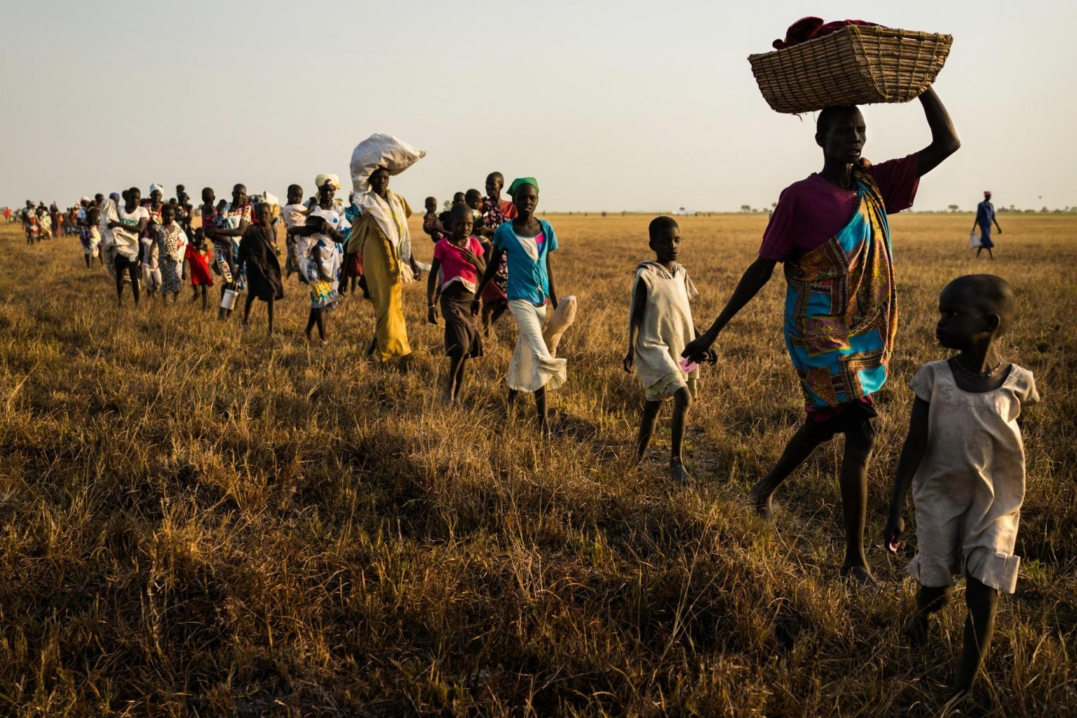 CARE - In May, Geetha Rajagopal applied for a gift to CARE for South Sudan relief efforts.