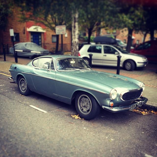 A beautiful Volvo