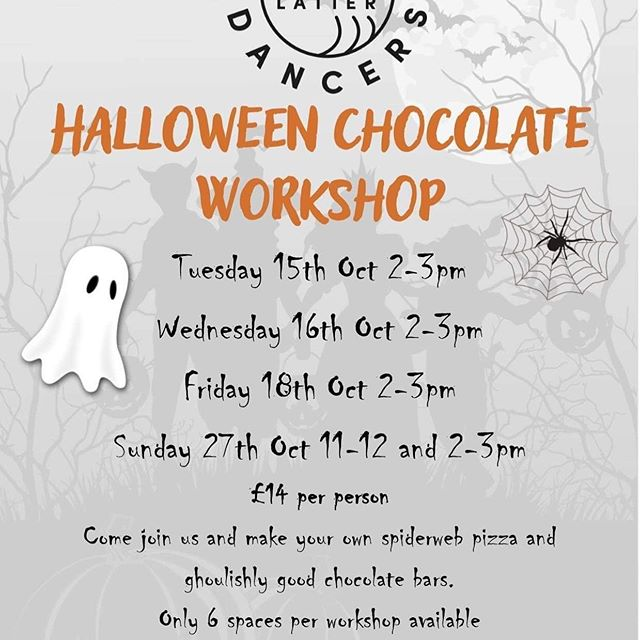 Getting ready for the spooky time of year at our Kirkwall store..👻👹🎃..make sure to book early and have the best..ok frightening chocolate time ever.. #halloween #allthingschocolate #islandlife #kirkwallbid #orkney #orkneyfoodanddrink #ghoulish #spooky