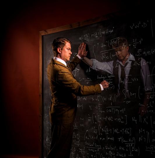 Remembering a genius - Daniel Rigby as Alan Turing