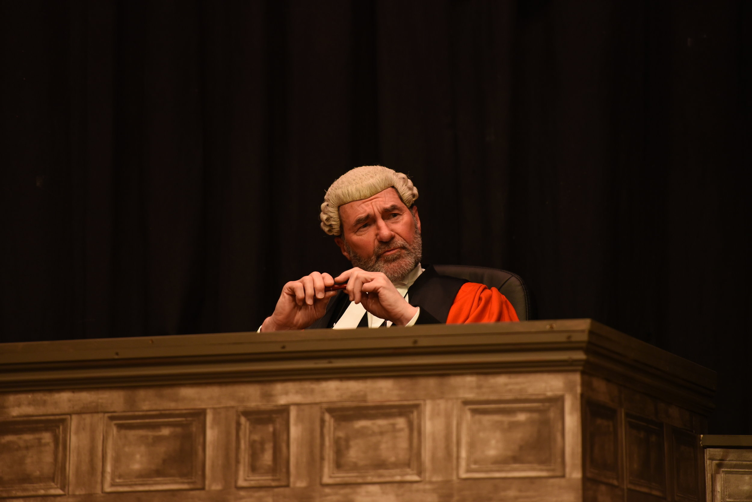 Witness for the Prosecution -a crime to miss it