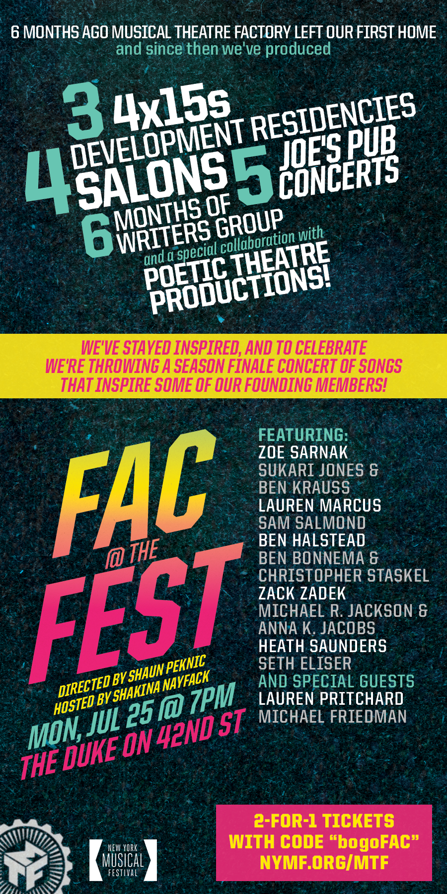 Fac at the Fest