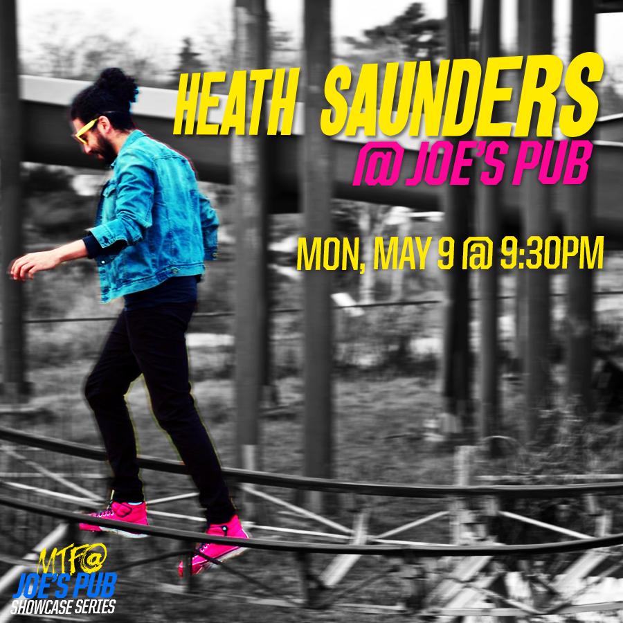Heath Saunders @ Joe's Pub