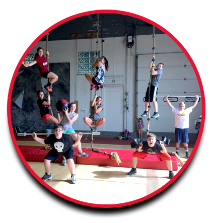 CROSSFITKIDS & TEENS - Kids & Teens have a chance to see what CrossFit Kids & Teens is all about during these FREE demos!8:30AM-9:30AM & 5:30PM-6:30PM