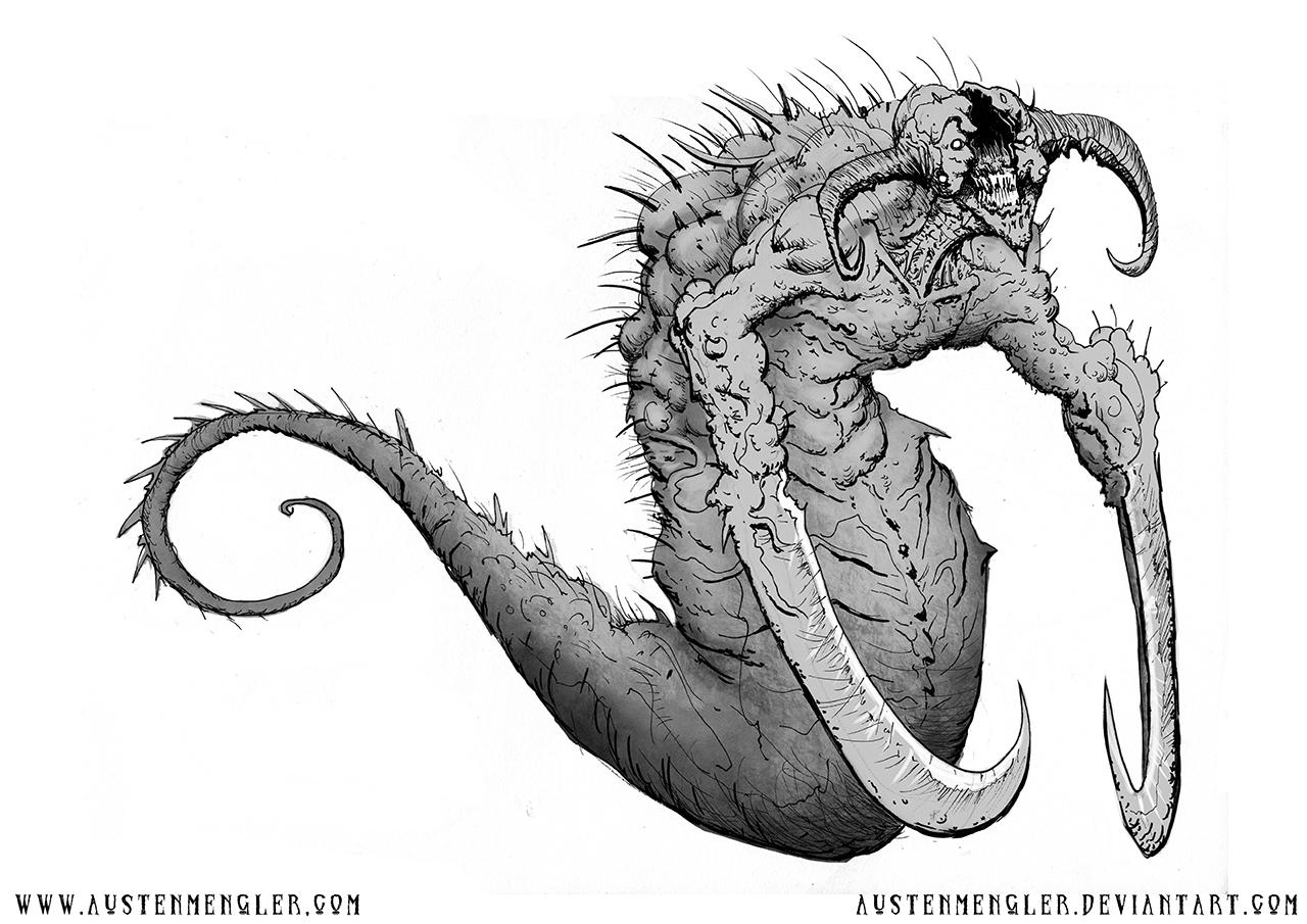 Worm Demon