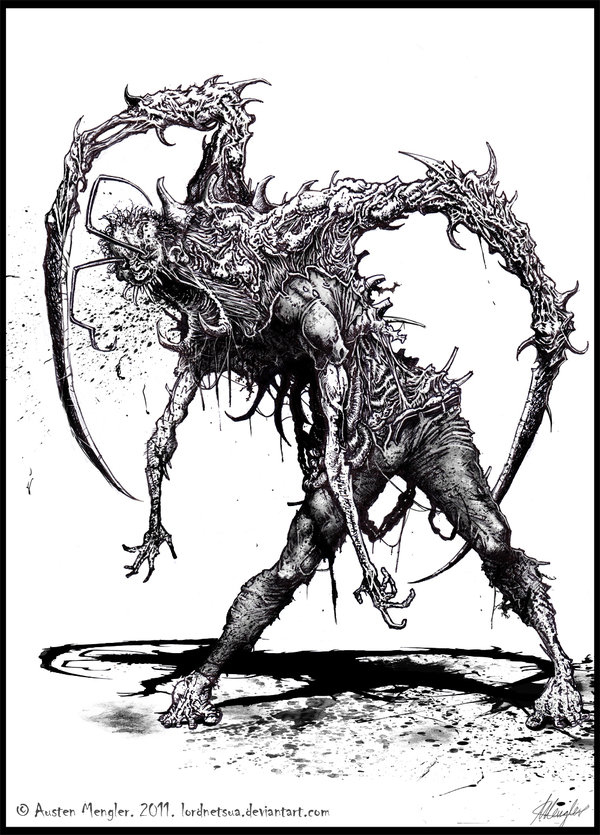 Fresh Necromorph