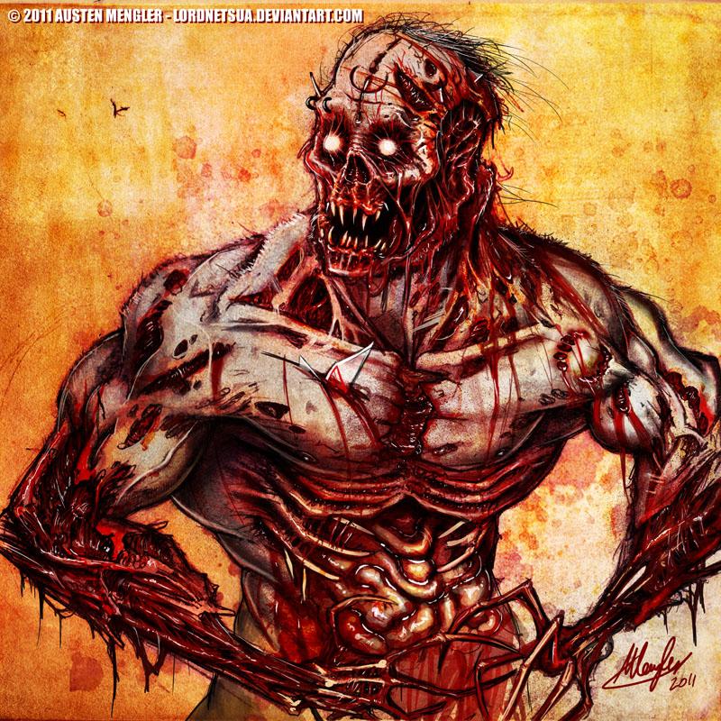 Just A Flesh Wound...