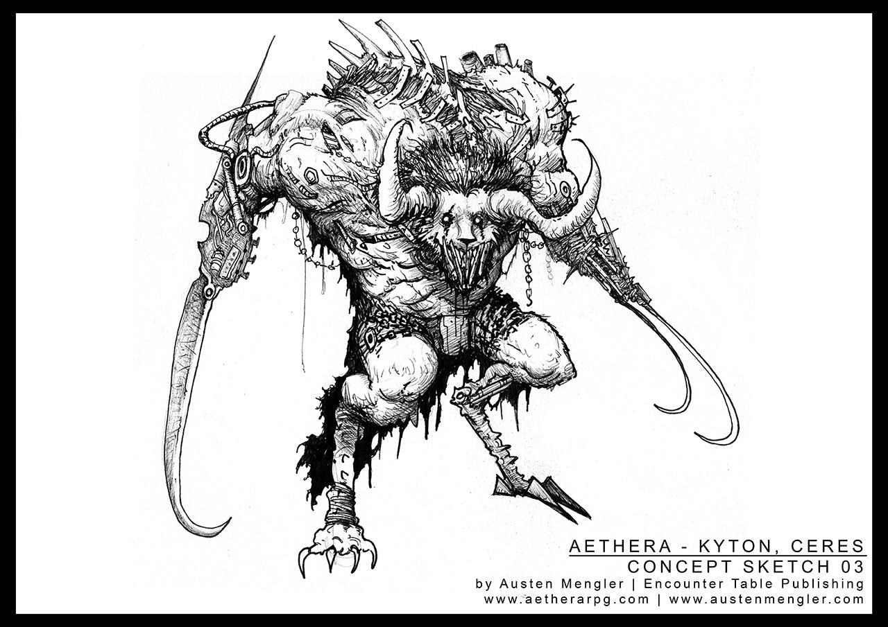 CERES - Concept Sketch 03