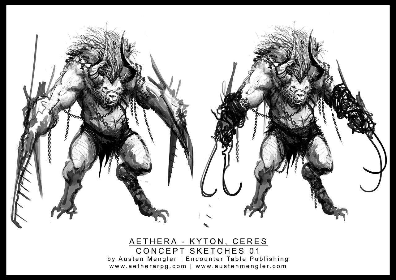 CERES - Concept Sketches 01