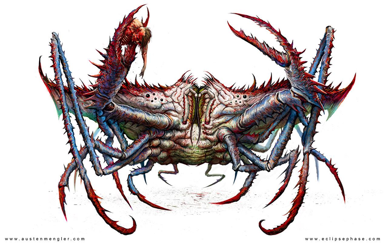 zombie-crab-by-austen-mengler