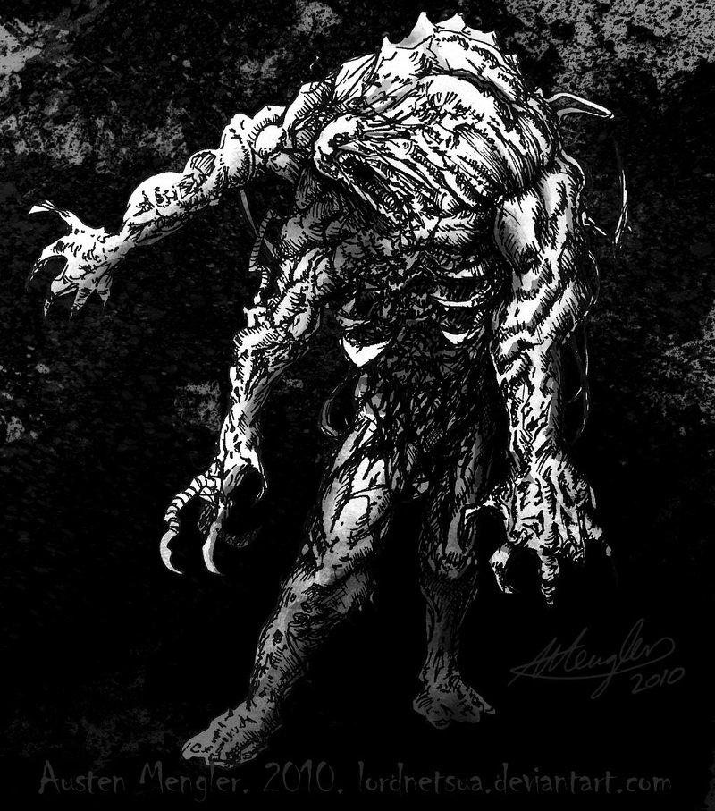 Mutant Necromorph