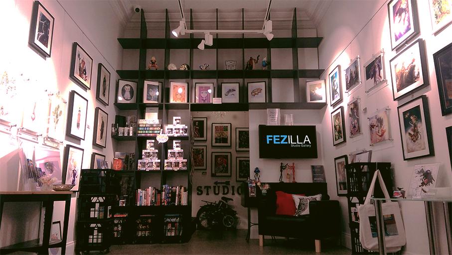 STUDIO-FEZILLA