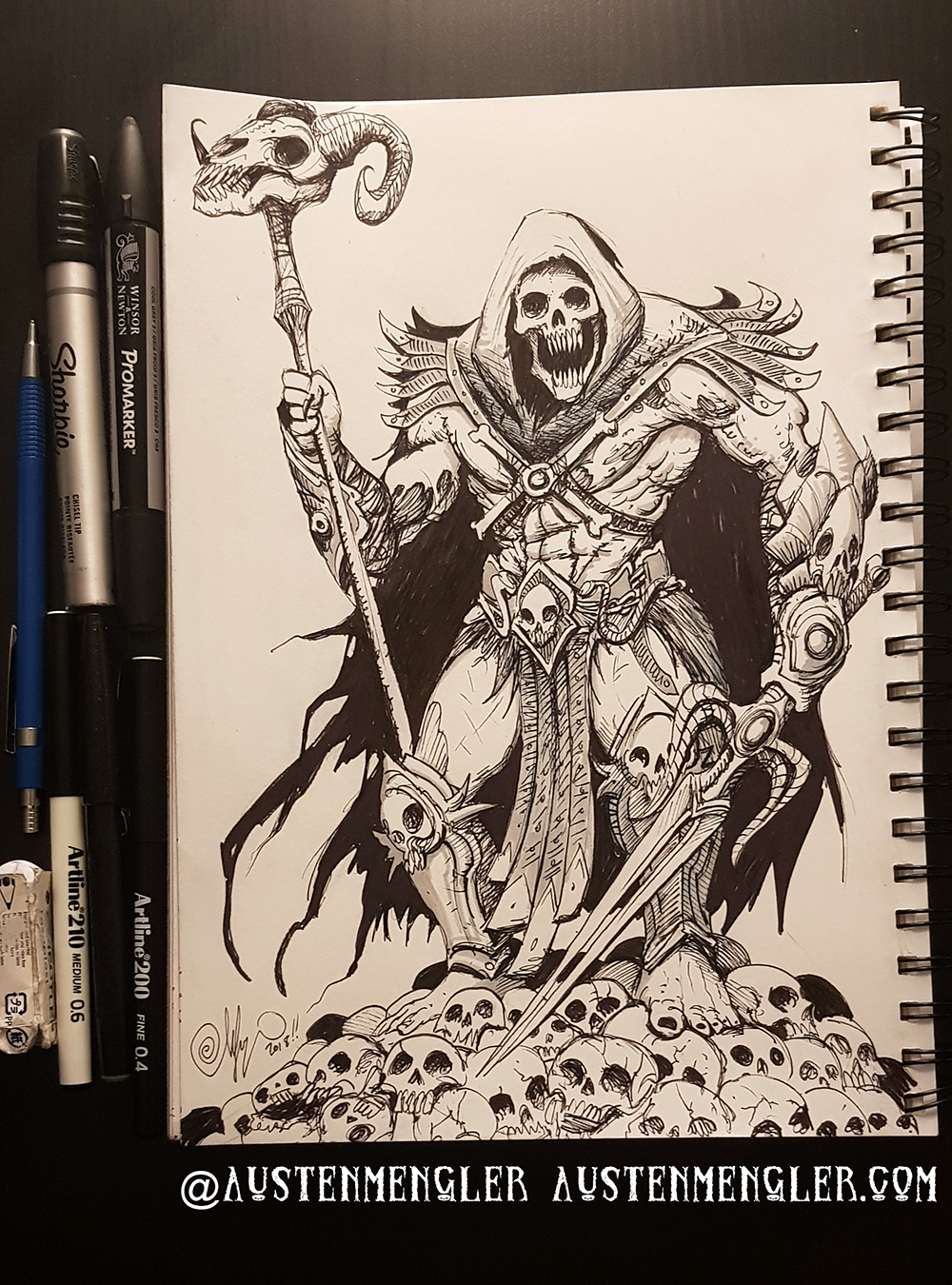 Day 05 - Skeletor