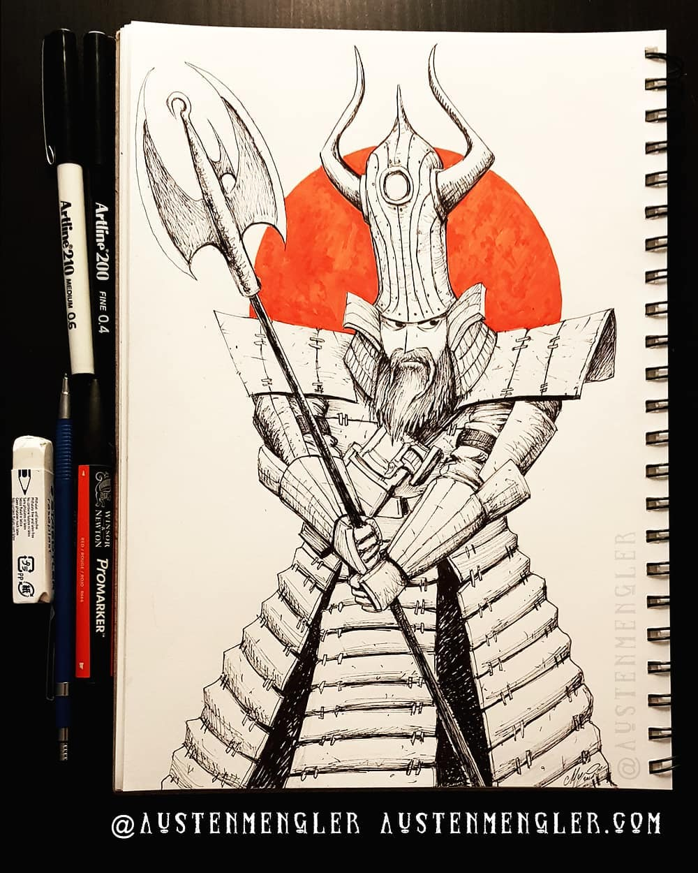 Day 10 - Samurai Jack