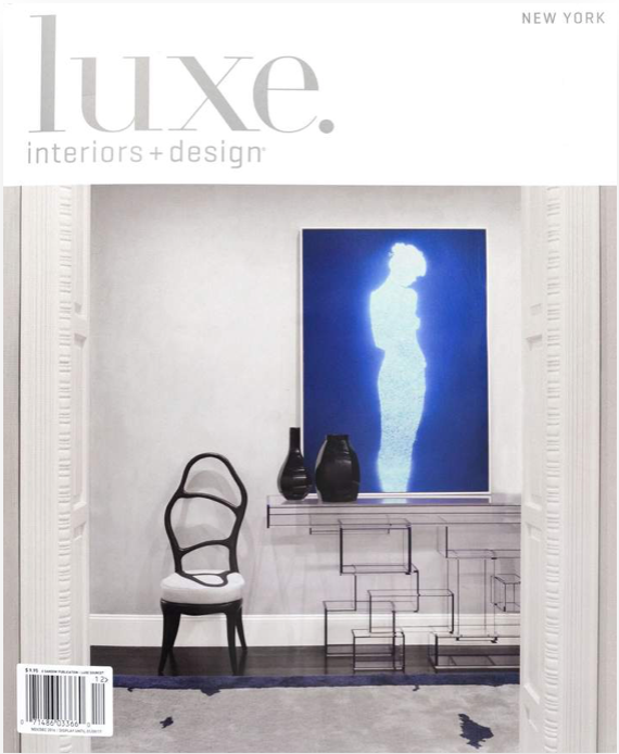 LUXE MAGAZINE - Fall 2016