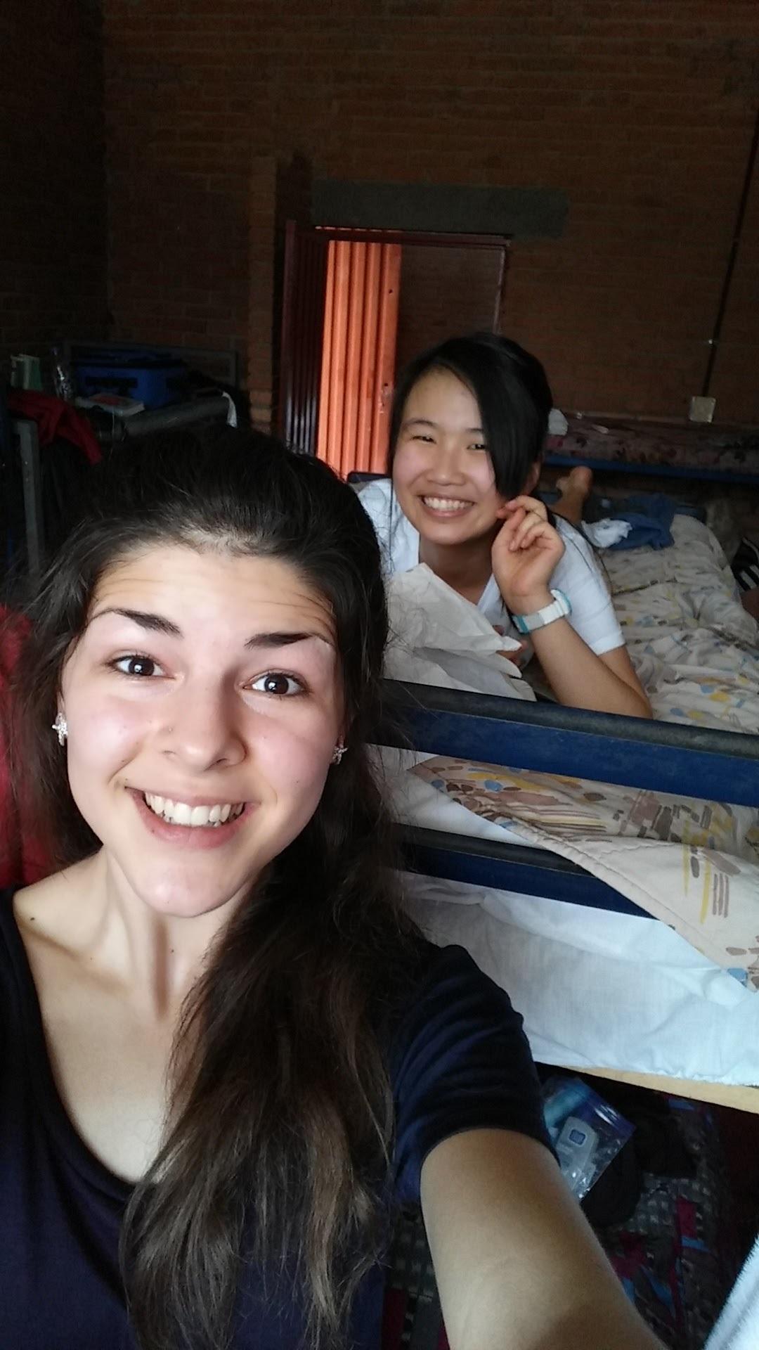 Roommates!