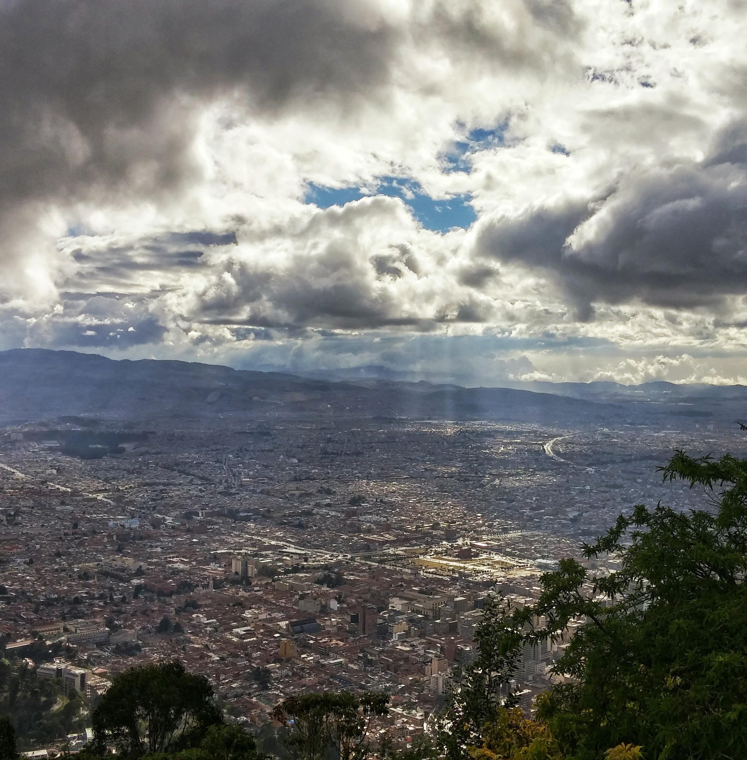 God Bless Bogota
