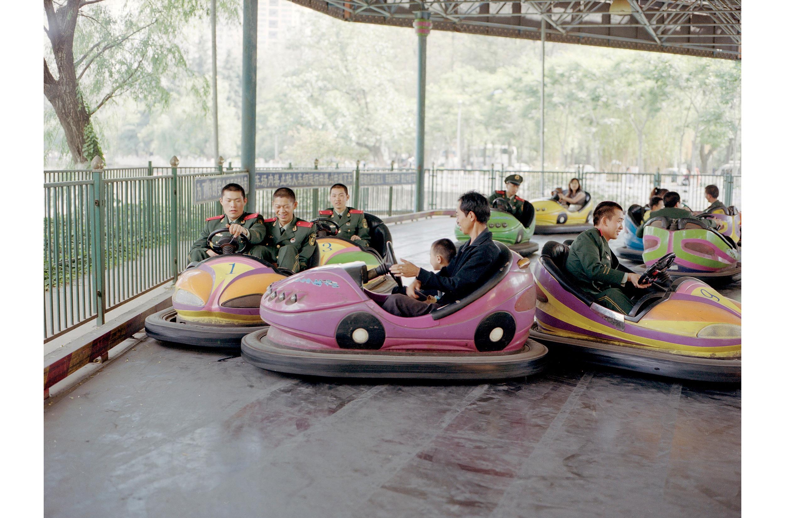 Autoscooter / China