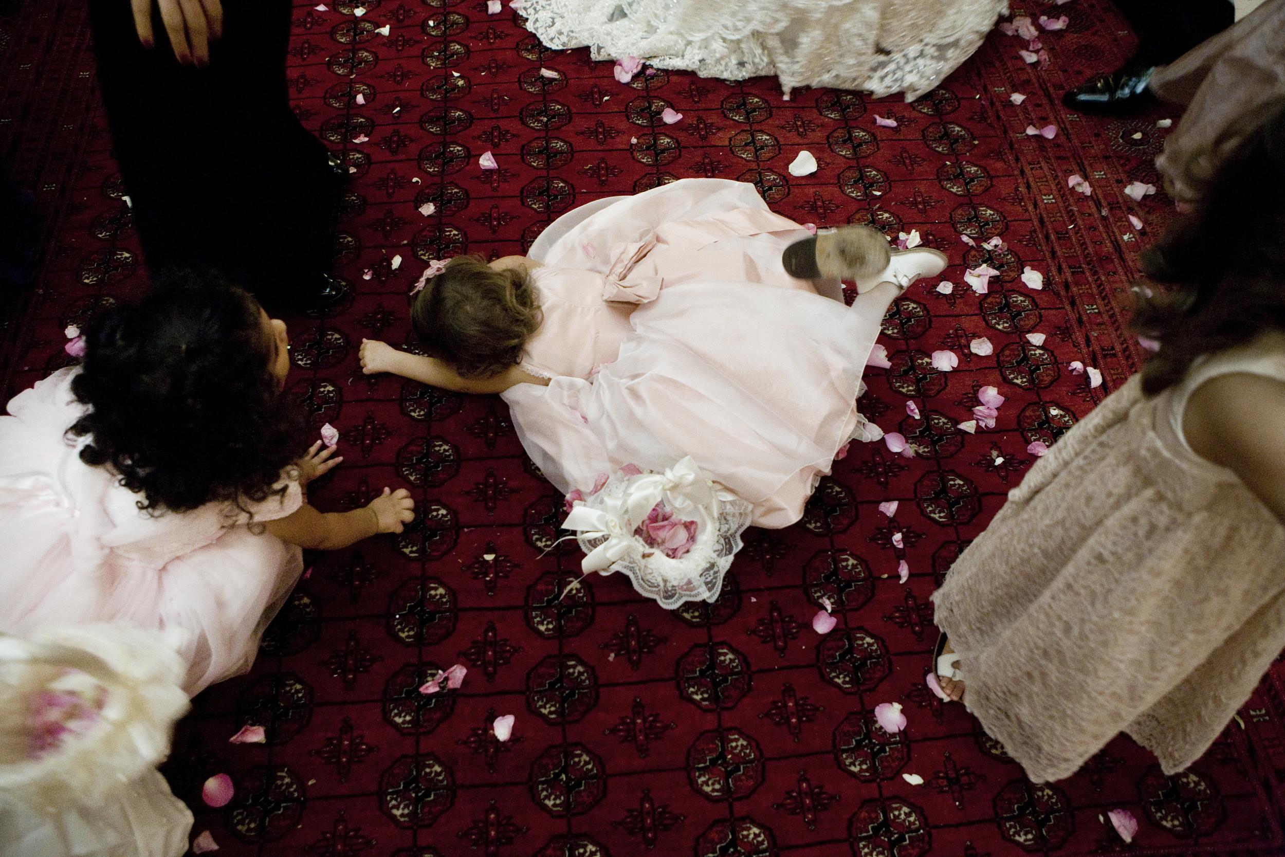 Sunnitische Hochzeit, Montreux CH