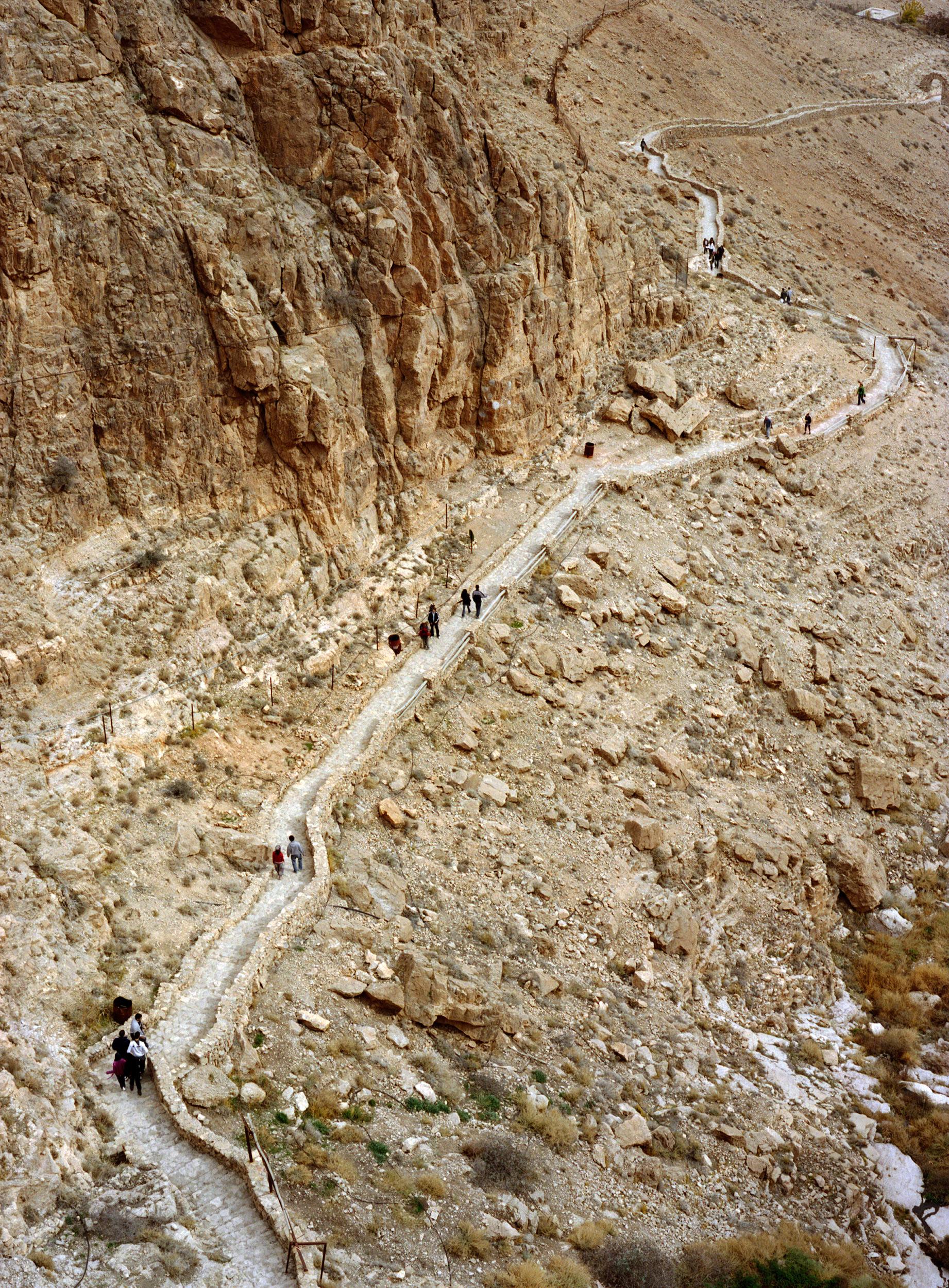 Deir Mar Musa al-Habashi  Nabk SYR