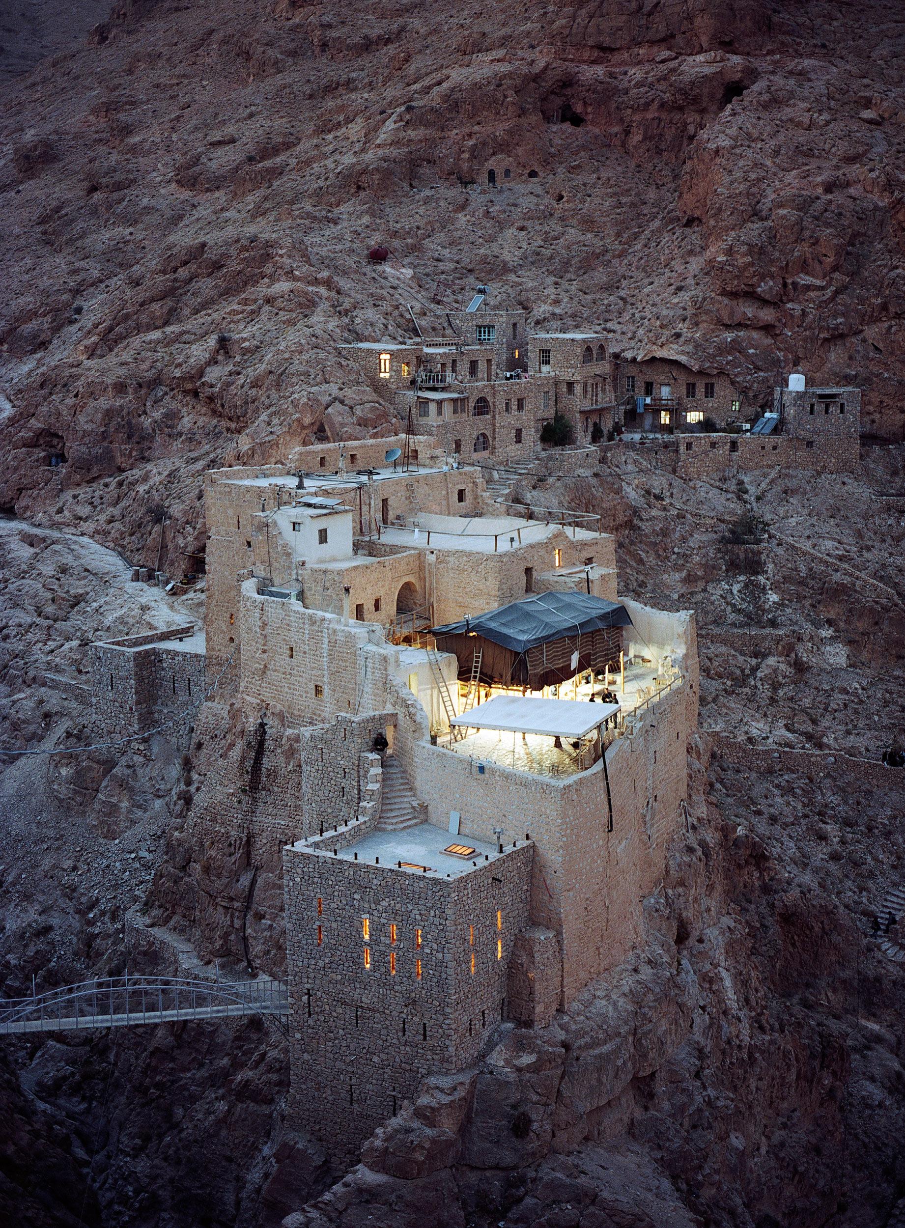 Deir Mar Musa al-Habashi, Nabk SYR