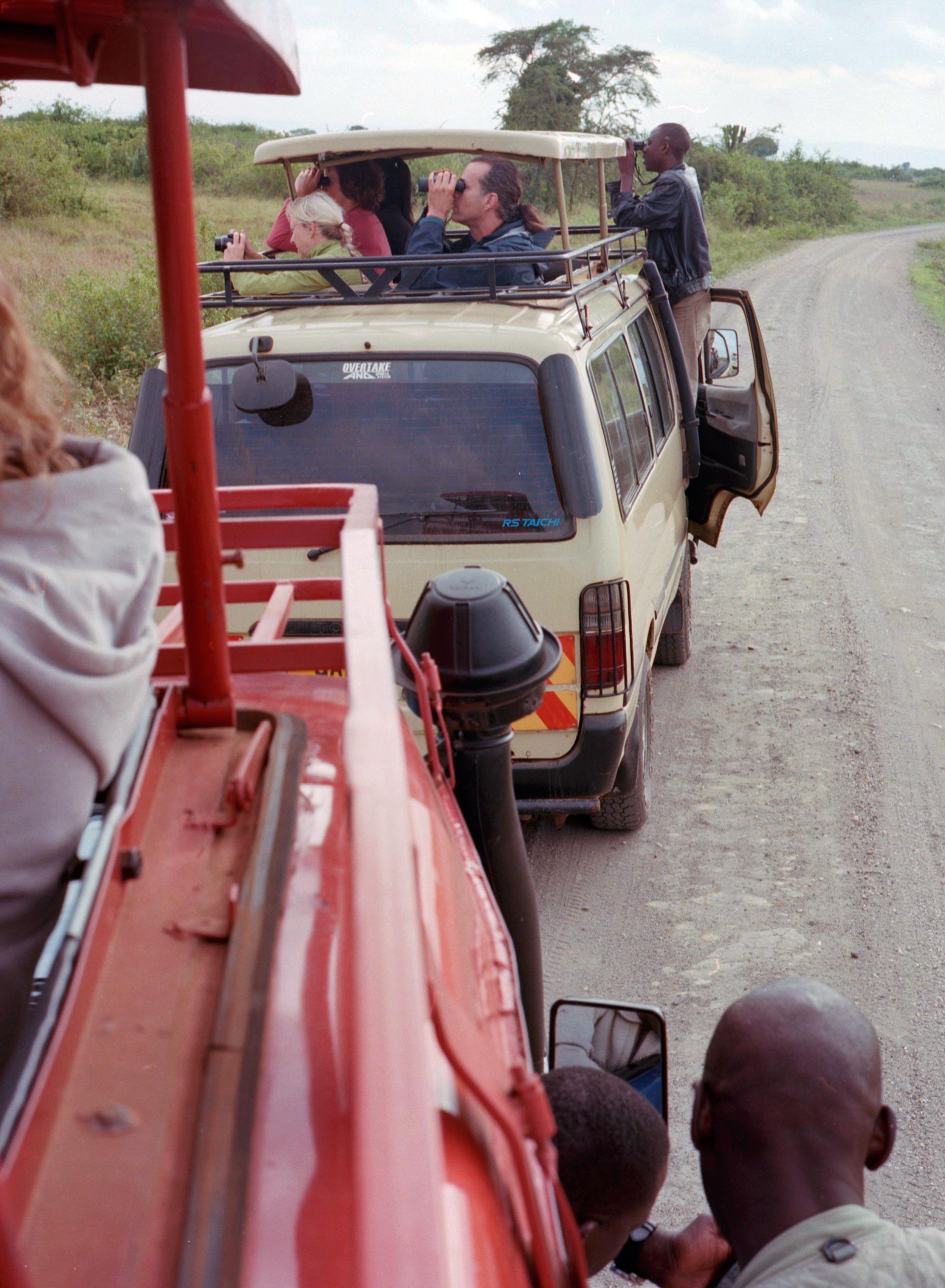 Safari, Uganda  <mehr Bilder>