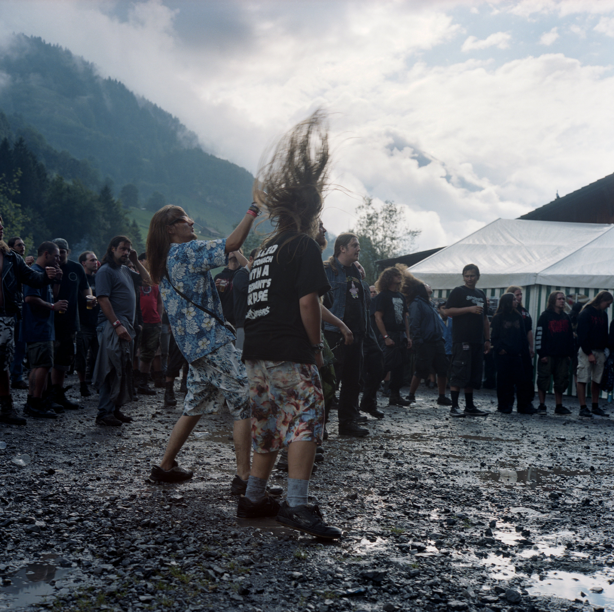 Mountains Of Death Festival / Muotatal