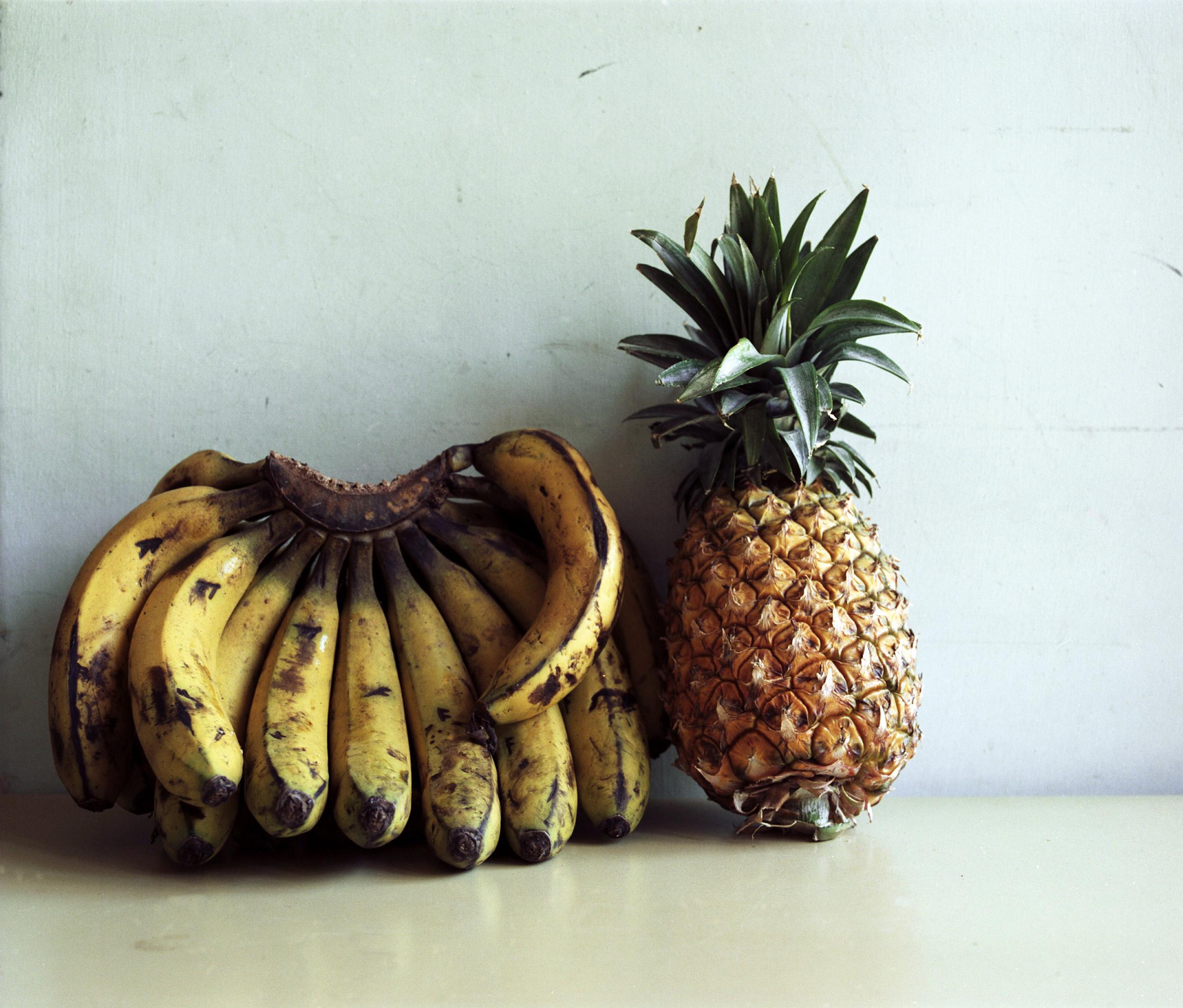 Banane und Ananas / Malawi
