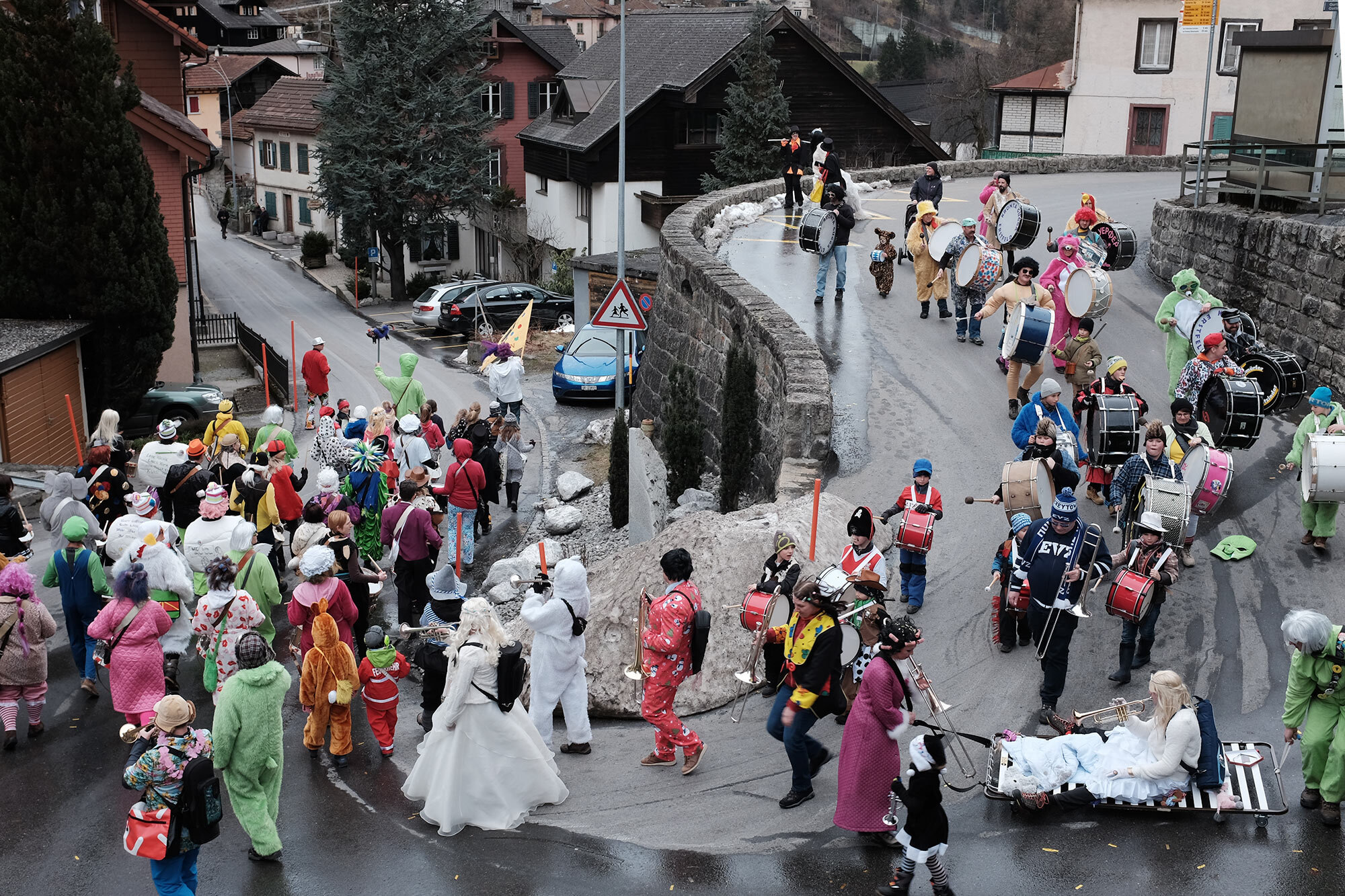 Fasnacht Gurtnellen 2016