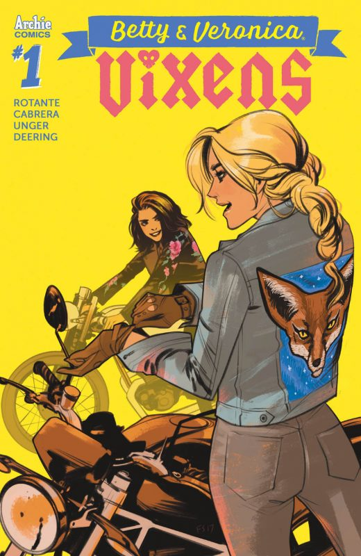 "Essay: Jamie Rotante Says Betty and Veronica: Vixens is About ""Women Helping Women"" - An essay I wrote for The Mary Sue about the cultural importance of Betty & Veronica: Vixens."