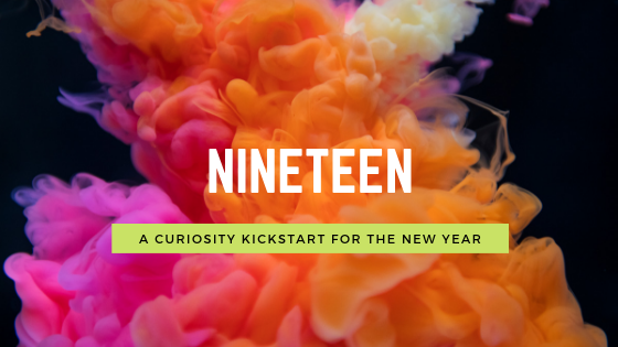 Nineteen Online Writing Workshop - image of color burst