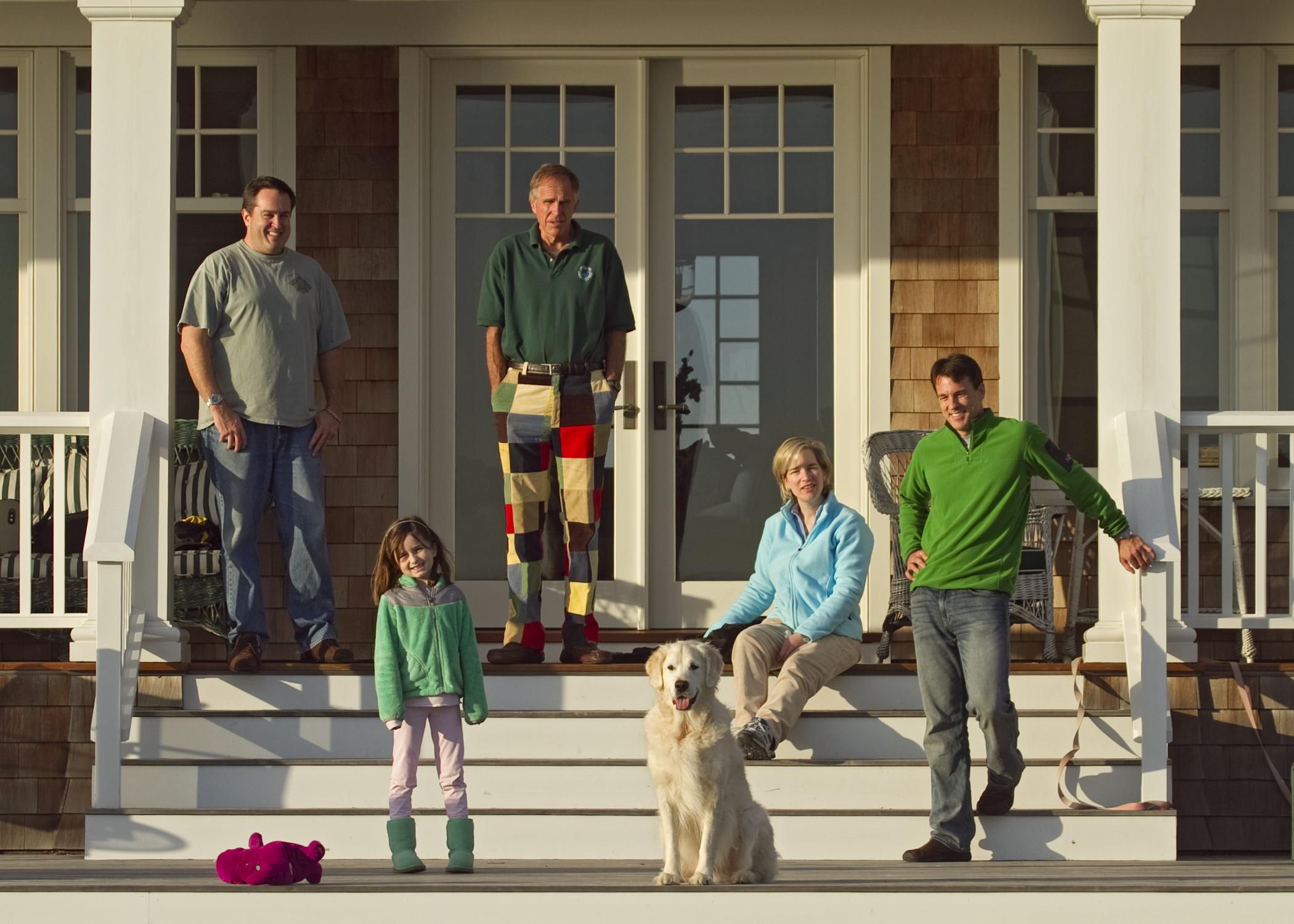 New Englander Family