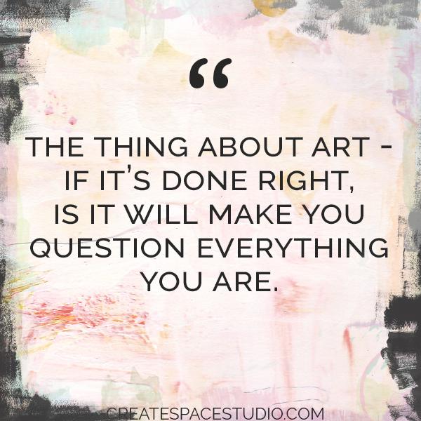 who are you? who who, who who? createspacestudio.com