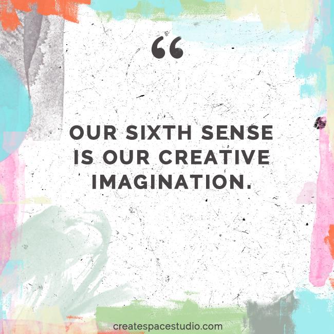 Create Space Studio - a studio for creative awareness practices.