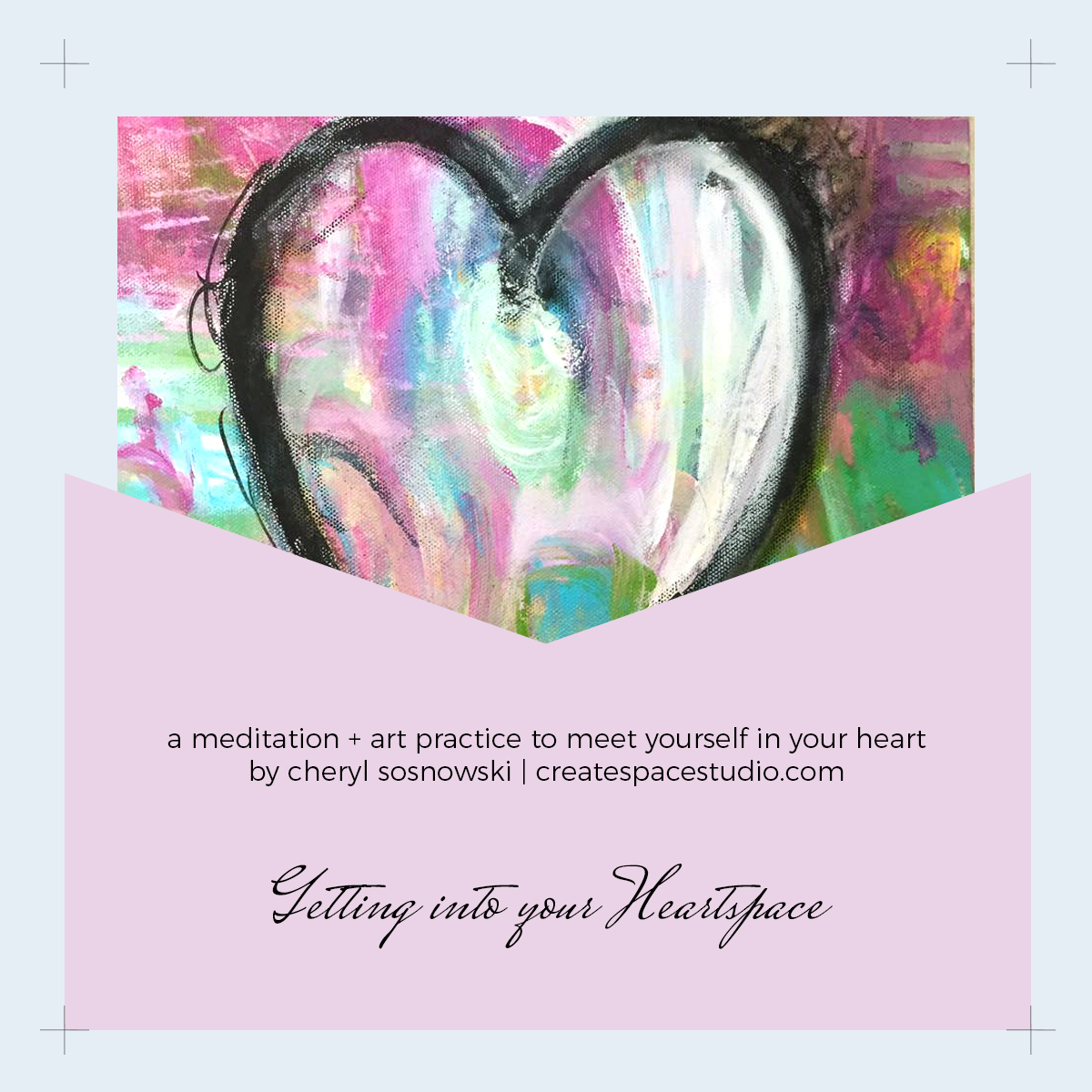 heartspace meditation and art project