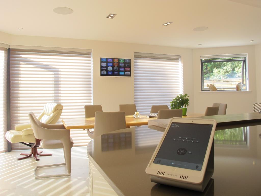 multi room AV iPad control