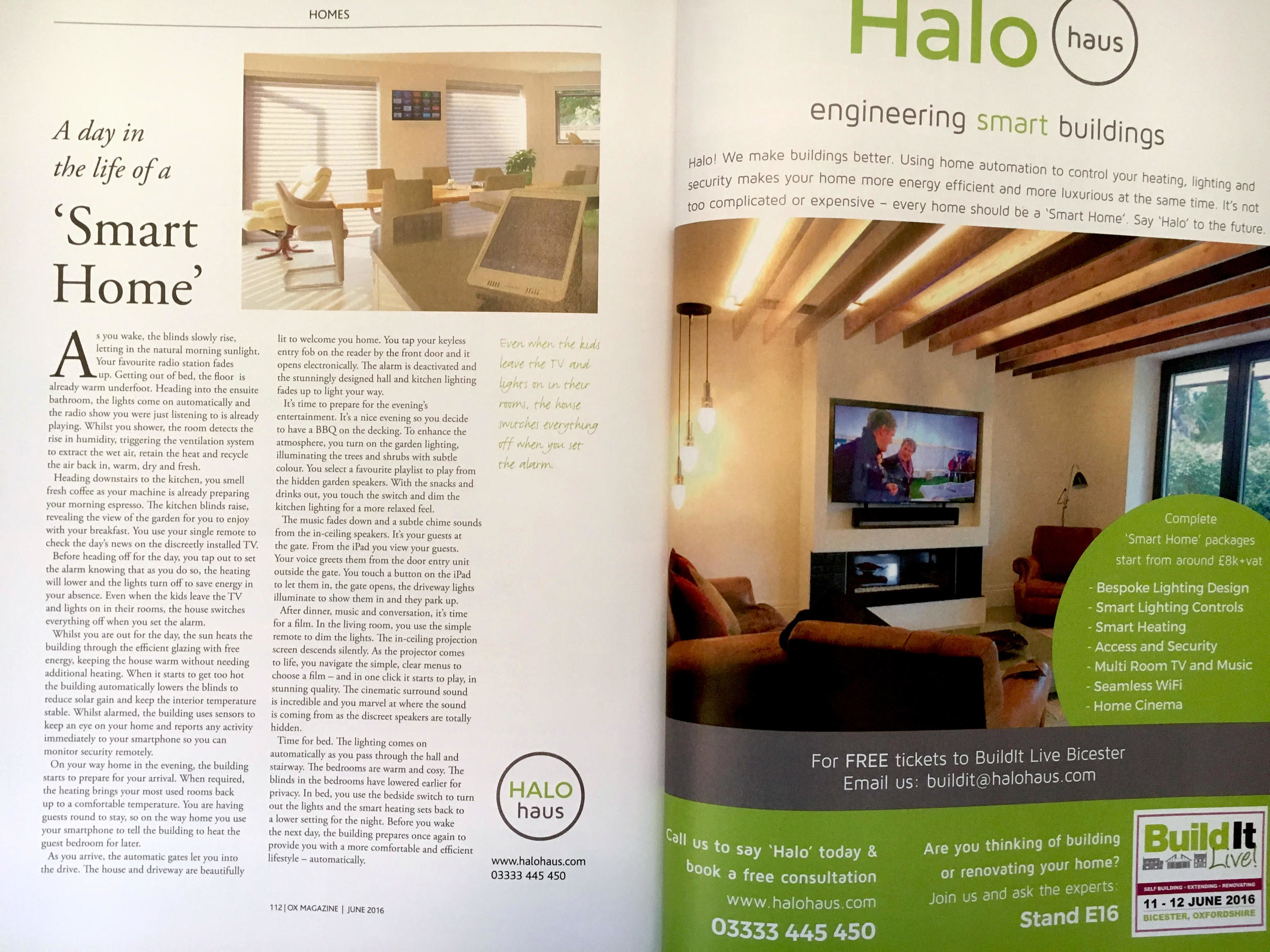 Article recently published in OX Magazine   DOWNLOAD MAGAZINE