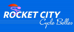 Rocket City Cycle Belles (RCCB) is a grass-roots women only group for women interested in anything bike. Whether you've been thinking about taking up cycling or you're a die-hard competitor, we encourage you to jump in and share the passion.   www.facebook.com/rocketcitycyclebelles