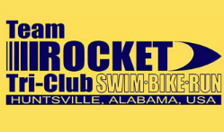Our club's mission is to promote a fit and healthy lifestyle, and at the same time, become an asset in our community through our involvement in fundraising for charity programs.   www.teamrockettri.org