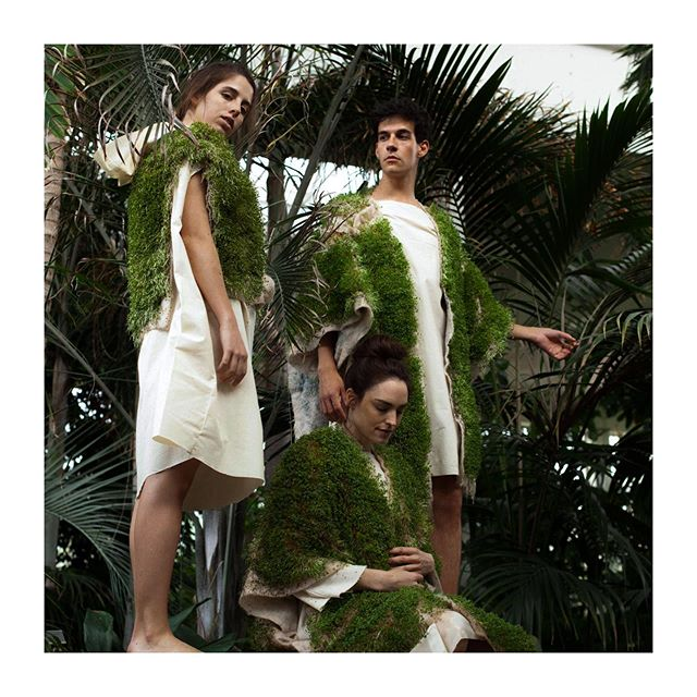 the a bit diffrent fashionshow @stadtgärtnäreizürich  growing garments by @createchristel  hair by @boastyle  #growinggarments #mondays #livingtextiles #grünstadtzürich #stadtgärtnereizürich #textiledesign #design #runway #catwalk #styling #hair #zhdk #morethanjustahairdresser #boastyle #boameilen #boastäfa #hairdresser #hairstylist #hairpassion