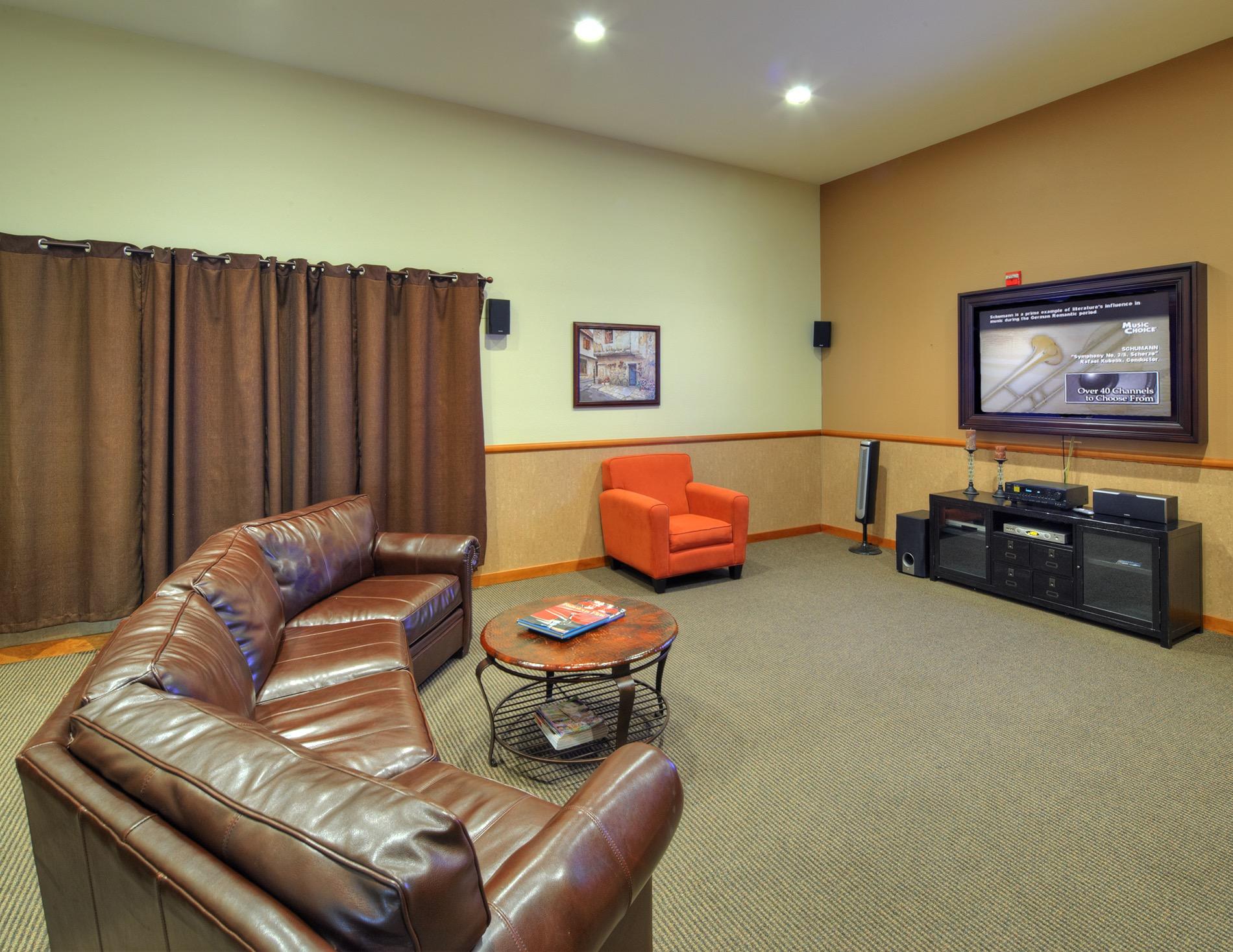Rental Game Room