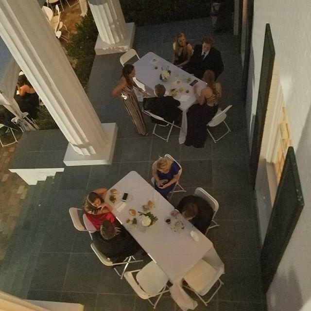 Any dining set-up desired! We got you covered! #hameshall #eventvenue #weddingvenue #plantationwedding #plantation #sororityformal #Gata #georgiasouthernuniversity #shuglife