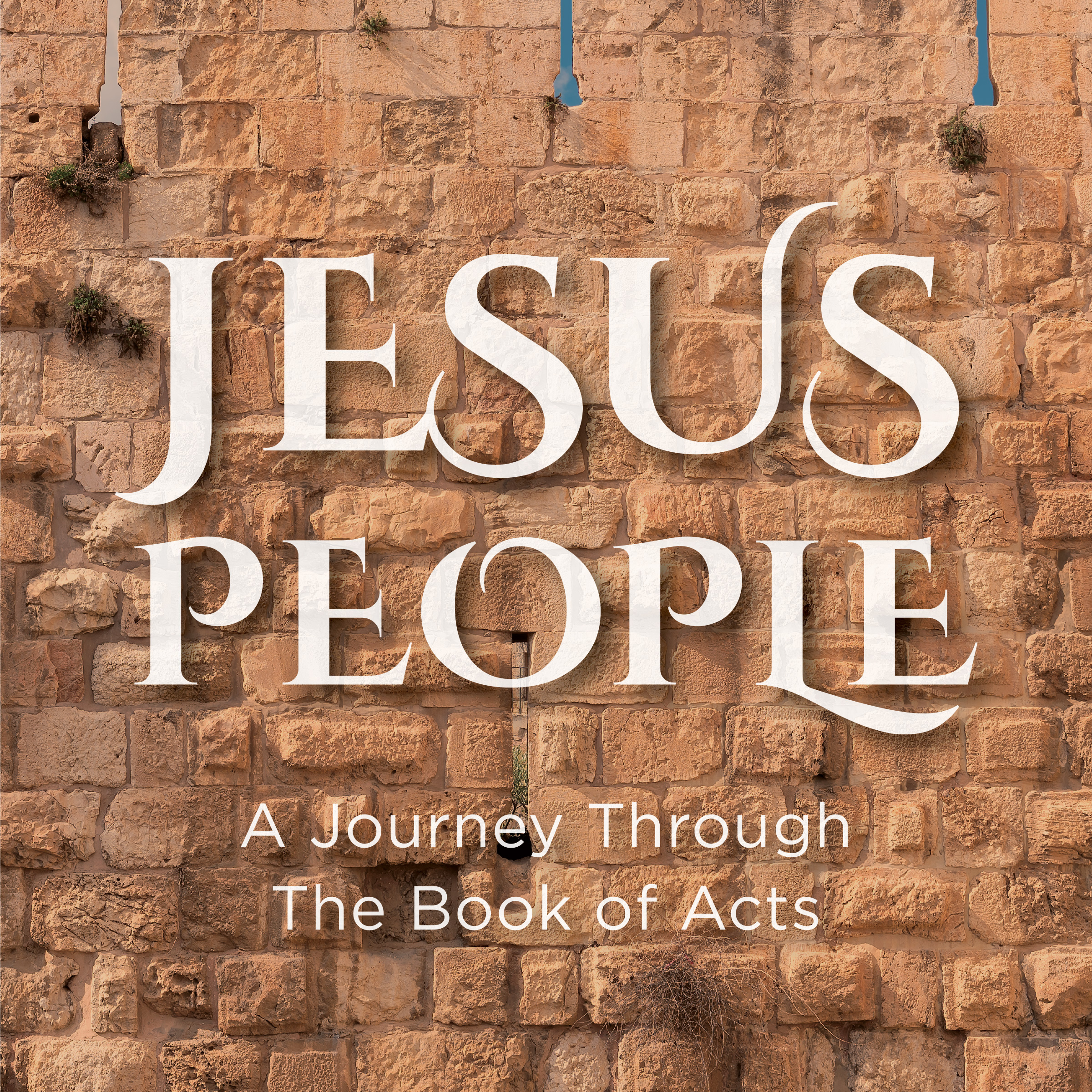 Jesus People - The Book of Acts is an important account of how the church was able to grow and spread throughout the Roman Empire. During this series, we will explore how God designed his church and what the markers are of the movement truly are. What we'll discover is that Acts provides us with very practical implications for the church in Orange County today.September 15-November 24, 2019