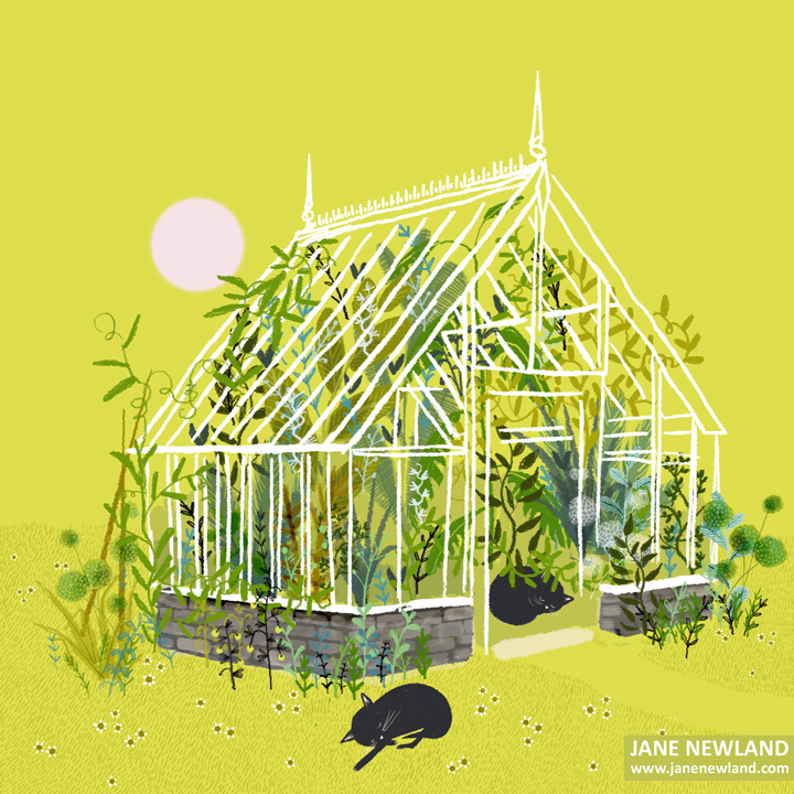DREAM GREENHOUSE II