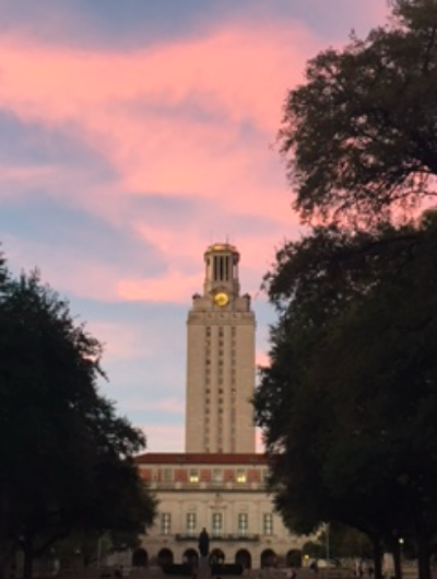 The University Texas / Photo by Imagine College Coaching