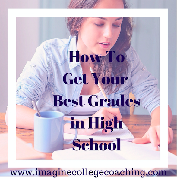 How to Get Your best Grades in High School