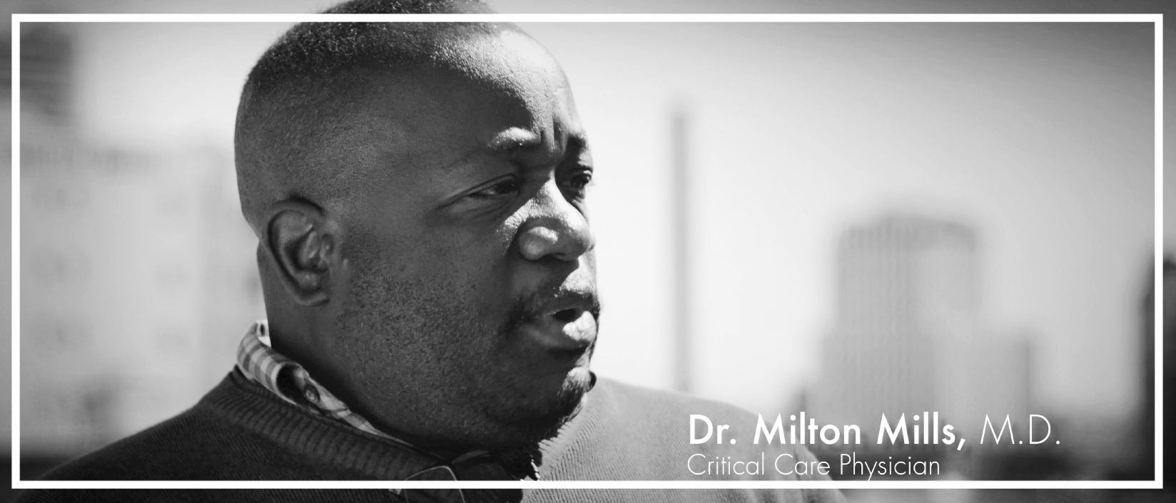 Dr. Milton Mills  practices urgent care medicine in the Washington DC area. Dr. Mills earned his medical degree at Stanford University School of Medicine, and completed an Internal Medicine residency at Georgetown University Hospital. He has published several research journal articles dealing with racial bias in federal nutrition policy.