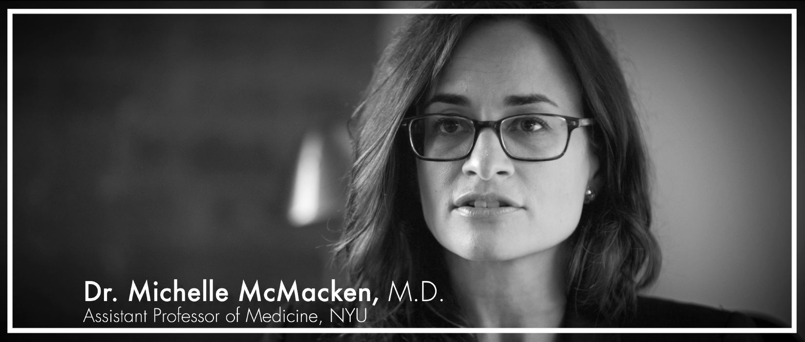Dr. Michelle McMacken  is a board-certified internal medicine physician and an assistant professor of medicine at NYU School of Medicine. An honors graduate of Yale University and Columbia University College of Physicians and Surgeons, she has more than ten years of experience practicing primary care, directing a medical weight-loss program, and teaching doctors at Bellevue Hospital Center in NYC.