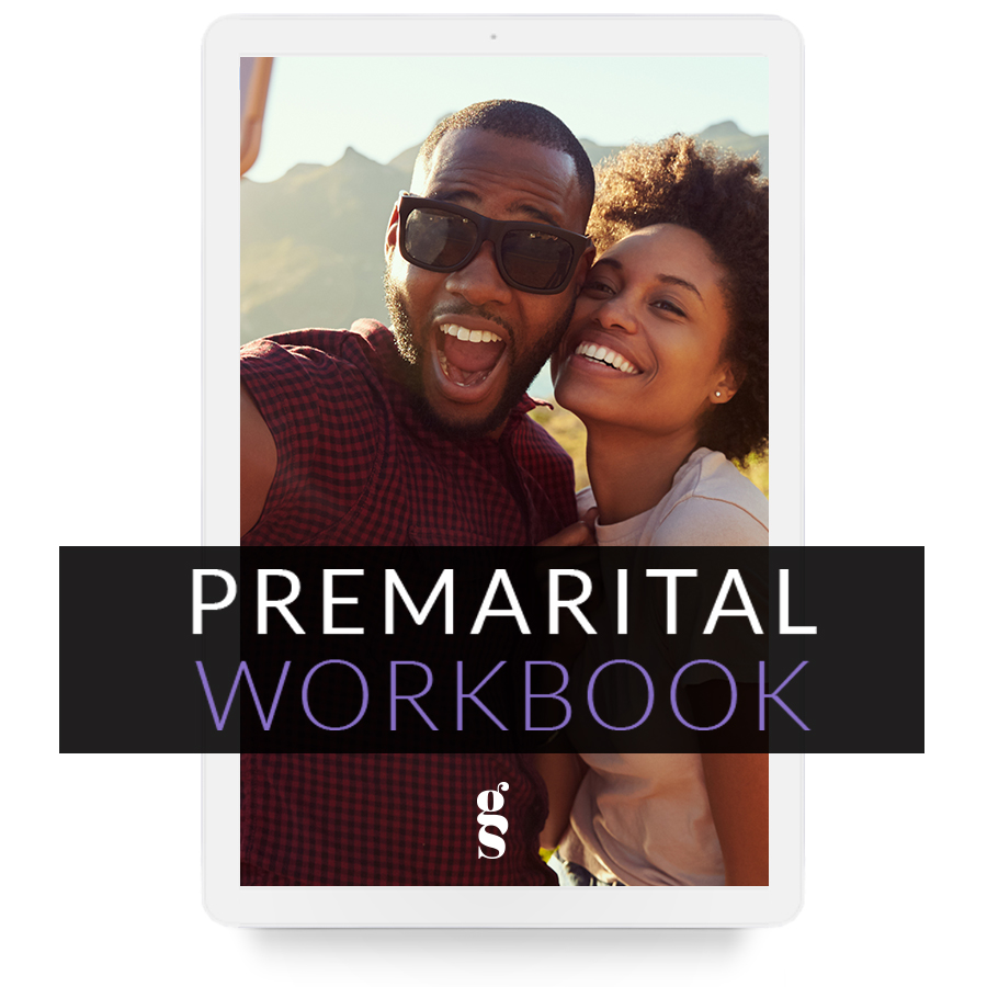 premarital workbook