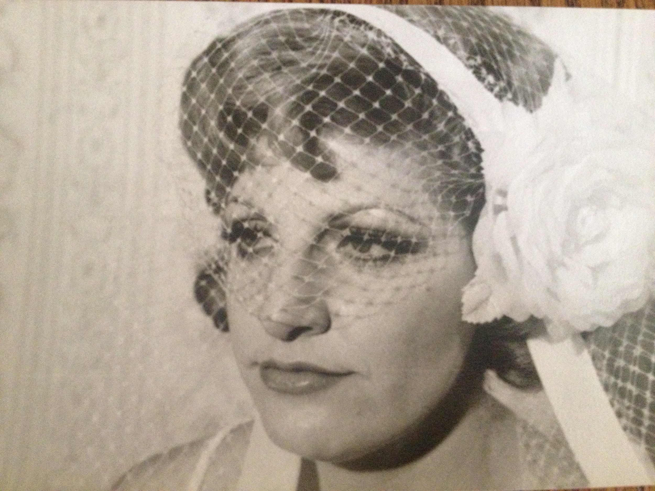My Mother, Guity. Her name translated means  world or  earth .
